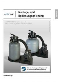 wa712-18de1_Montage-Aufbauanleitung_Sandfilteranlage_ohne_Vorfilter_EZ