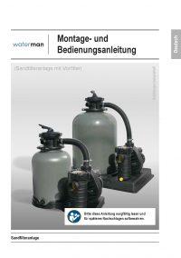 wa714-18de1_Montage-Aufbauanleitung_Sandfilteranlage_mit_Vorfilter_EZ